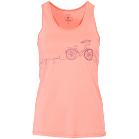 Triple2 Deel Bike - T-Shirt Femme - Tank-Top Women rouge
